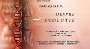 Afis Despre evoluție