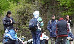 2007.mai.Școala lui Iisus la Chilii
