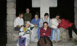 2006.iulie.Tabăra de vară la mân. Ciolanu