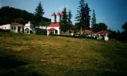 2003.mai.Pelerinaj la Manastirea Ciolanu