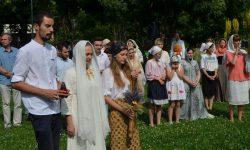 2016.iunie.botez și Sf. Liturghie de Rusalii